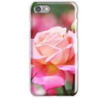 garden rose iPhone Case/Skin