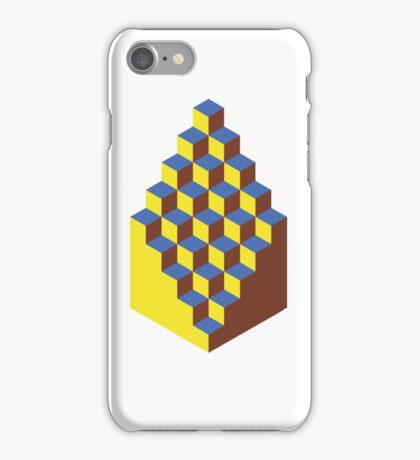 Isometric Isolation iPhone Case/Skin