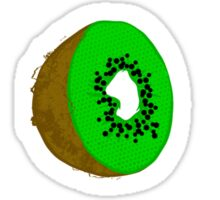 Kiwifruit Sticker