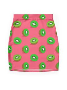 Kiwifruit Mini Skirt