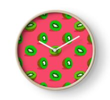 Kiwifruit Clock