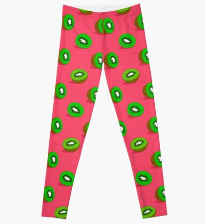 Kiwifruit Leggings