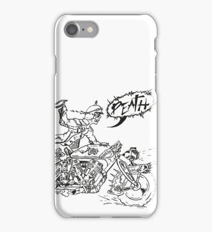 Death! iPhone Case/Skin