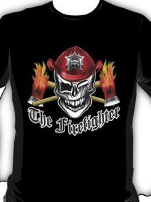 Firefighter Skull 6.1 T-Shirt