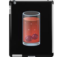 Glitch Drinks pungent sunrise iPad Case/Skin