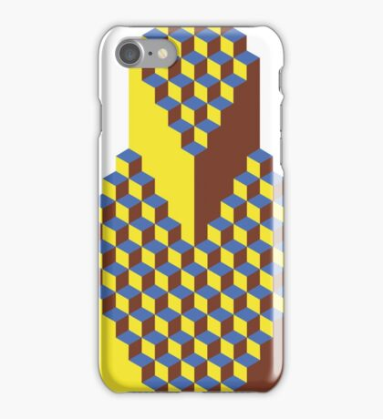 Isometric Elavation iPhone Case/Skin