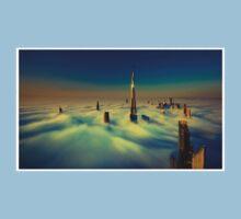 Dubai Skyline Kids Clothes