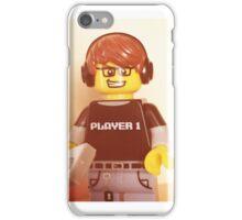 Lego Video Gamer iPhone Case/Skin