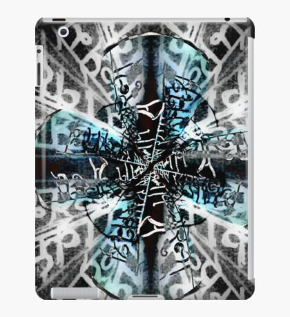 Digital Crystal iPad Case/Skin