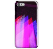 Very cool natural light patterns iPhone Case/Skin