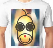 MOODI 1 monkey, by m a longbottom - PLATFORM58 Unisex T-Shirt