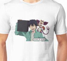 rin okumura !!! Unisex T-Shirt