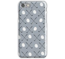 The Art of Golf 11) - Tony Fernandes iPhone Case/Skin