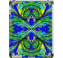 Abstract Palm iPad Case/Skin