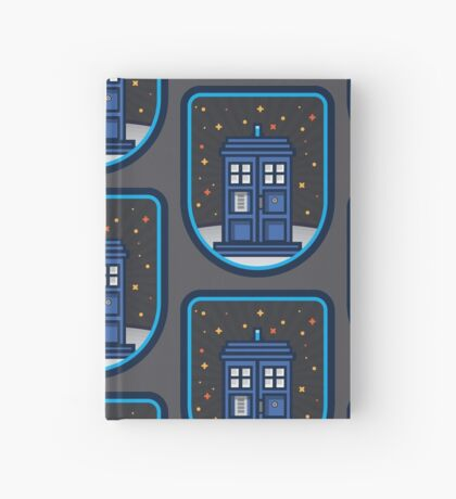 Tardis Hardcover Journal