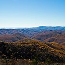 Blue Ridge Parkway Fall drive by KSKphotography