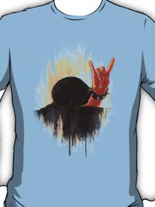 Rock Hard Snail T-Shirt