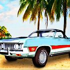 1971 Ford Ranchero at Three Palms - 5th Generation of Ranchero by ChasSinklier