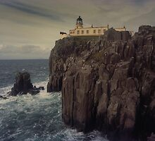 Neist Point lighthouse, Isle of Skye by Kevin Allan