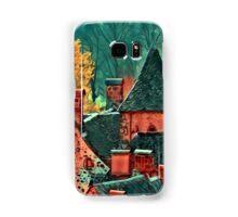 Saint Vincent amulet Samsung Galaxy Case/Skin