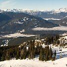 Crystal Ski Area by Ryan Davison Crisp
