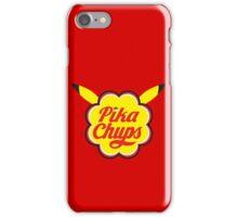 Pika Chups iPhone Case/Skin