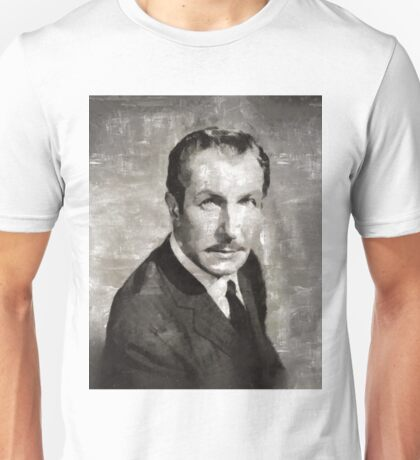 Vincent Price Hollywood Actor Unisex T-Shirt