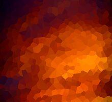 pixel sunset by NaturalHedgehog