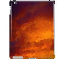 pixel sunset iPad Case/Skin