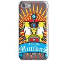 Feliz Dia de los Minions iPhone Case/Skin