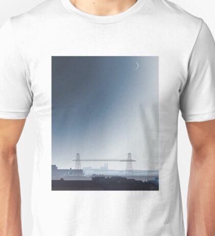 Navy in the Mist Unisex T-Shirt