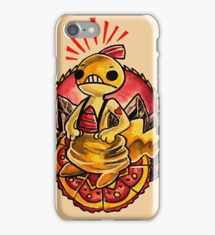 Scraggy iPhone Case/Skin