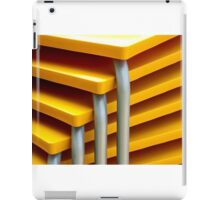 Table Stack iPad Case/Skin