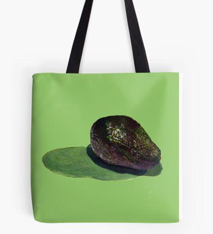 Realistic Acrylic Avocado Tote Bag