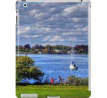 Rhode Island shore iPad Case/Skin