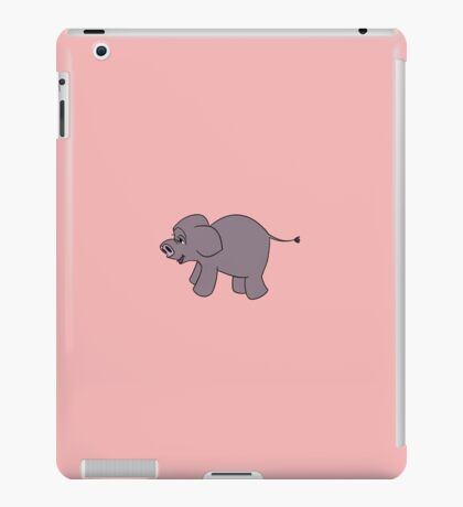 The Elephant's Child iPad Case/Skin