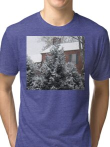 Home for Christmas... products Tri-blend T-Shirt