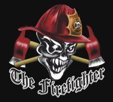 Firefighter Skull 5.4 by sdesiata