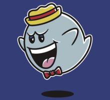 Super Cereal Ghost by mikehandyart
