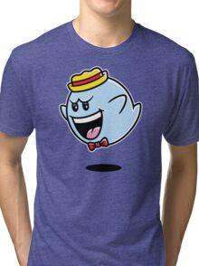 Super Cereal Ghost Tri-blend T-Shirt