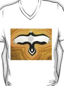 Crow Blessing original painting T-Shirt