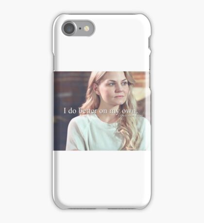 On my own iPhone Case/Skin