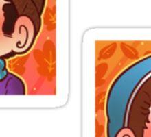 Autumn 1. Sticker