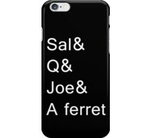 The Impractical Jokers iPhone Case/Skin