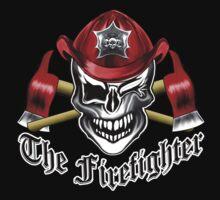 Firefighter Skull 6.5 by sdesiata
