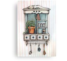 Little Shelf Canvas Print