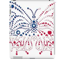 American Patriotic Dots *Butterfly Flag *T-Shirt / Throw Pillow / Tote Bag Duvet / iPad Case / Print / iPhone Case/ Samsung Cases iPad Case/Skin