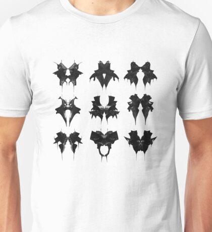 Rorschach Multi Unisex T-Shirt