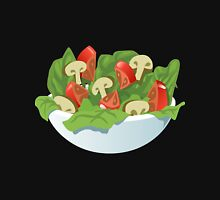 Glitch Food big salad Unisex T-Shirt