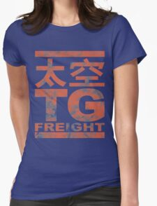 TG Freight Womens Fitted T-Shirt